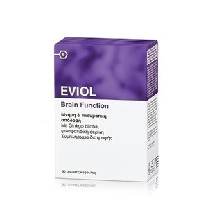 Eviol brain function 30soft capsules