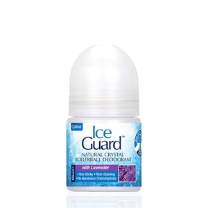 Ice guard crystal deo roll on lavender 50ml enlarge