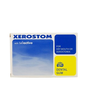 Xerostom chewing gums