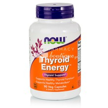 Now Thyroid Energy - Θυροειδής, 90 vcaps