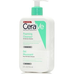 CeraVe Foaming Cleanser, 236ml