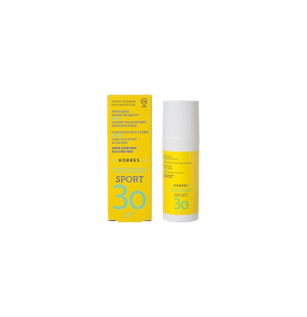 KORRES ΚΙΤΡΟ SUNCARE FACE SPF30 50ML