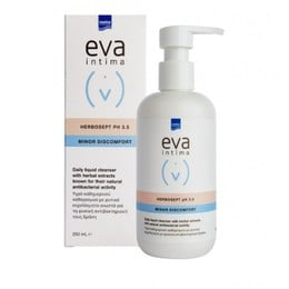 Intermed Eva Ιntima Wash Herbosept ph 3.5 Minor Discomfort 250ml