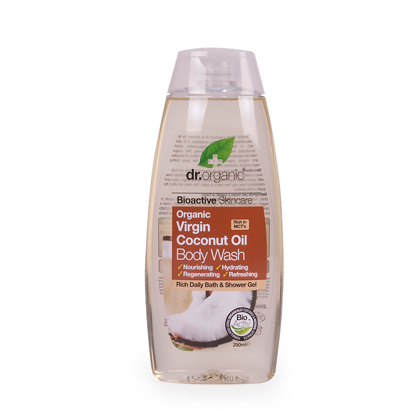 Organic Virgin Coconut Oil Body Wash