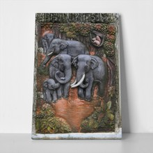 Elephant sculpture 59609365 a