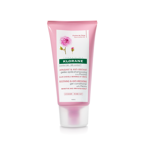 KLORANE Soothing & anti-irritating gel conditioner με παιωνία - καταπραϋντικό 150ml