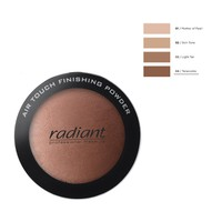 RADIANT AIR TOUCH FINISHING POWDER No4-TERRACOTTA