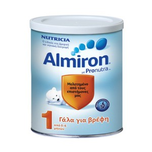 Product main almiron 1 tin 400gr 8712400719148