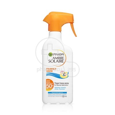 GARNIER - AMBRE SOLAIRE SENSITIVE Family Size Spray SPF50+ - 300ml