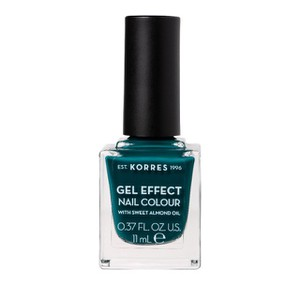 KORRES Gel effect nail colour N88 cypress 11ml