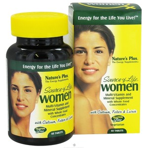 Nature s plus source of life women