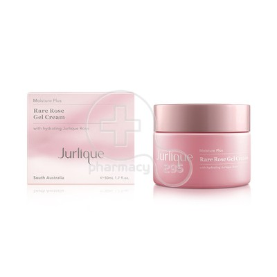 JURLIQUE - MOISTURE PLUS RARE ROSE Gel Cream - 50ml
