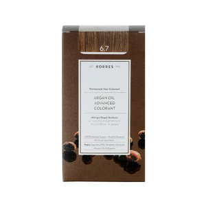 Korres argan oil no 6.7