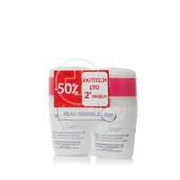 VICHY - PROMO PACK  ROLL ON ANTI-TRANSPIRANT 48h  - 50ml Peau Sensible ou Epillee 50ml με 50% στο 2o προϊόν