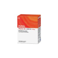 EVIOL VITAMIN D3 4000IU (100μGR) 60CAPS