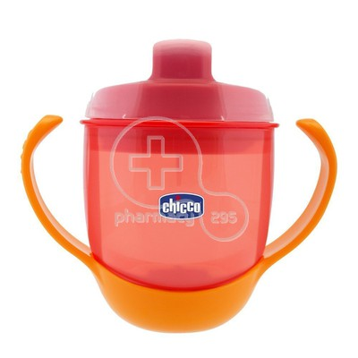CHICCO - Meal Cup 12m+ (πορτοκαλί) - 180ml Cod. 00 006824 700 000