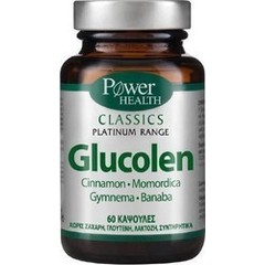 Power Health Glucolen 60 κάψουλες
