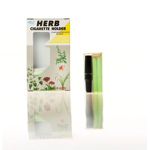 Herb cigarette holder