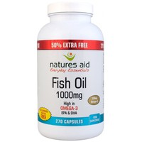 NATURES AID FISH OIL 1000 MG 270SOFTGELS