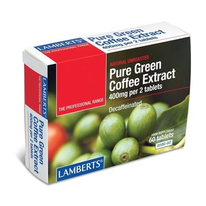 Lamberts pure green coffee
