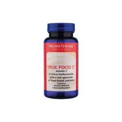 Higher Nature True Food C 30 tablets