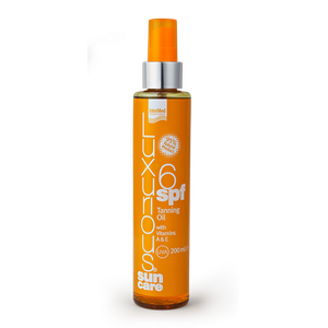 LUXURIOUS Sun care tanning oil spf6 200ml