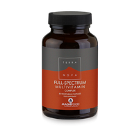 TERRANOVA FULL-SPECTRUM MULTIVITAMIN COMPLEX 50 VEG. CAPS