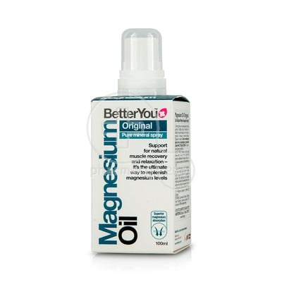 BETTER YOU - Magnesium Oil Original - 100ml