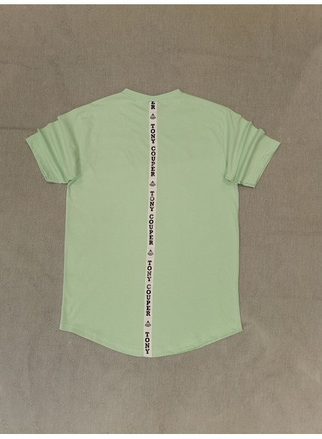 TONY COUPER MINT GROSS T-SHIRT