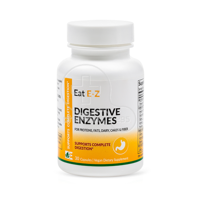 DYNAMIC ENZYMES - EAT E-Z - 30caps