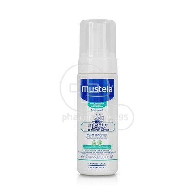 MUSTELA - STELATOPIA Foam Shampoo - 150ml