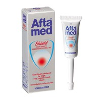 AFTAMED SHIELD ORAL GEL 8ML