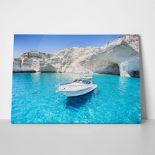 Sailboat in milos 435509134 a