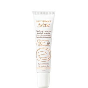 Mineral cream for sensitive areas spf50   15ml