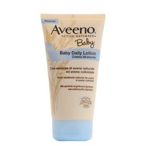 Aveeno baby daily lotion