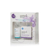 PANTHENOL - PROMO PACK PANTHENOL EXTRA Face and Eye Cream (50ml) ΜΕ ΔΩΡΟ Micellar True Cleanser 3in1 (100ml)