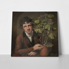 Rembrandt rubens peale with geranium 452827795 a