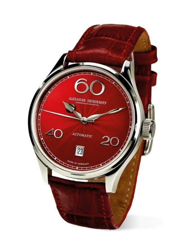 Red Lady Automatic