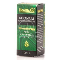 HEALTH AID - AROMATHERAPY Pure Essential Oil Geranium - 10ml