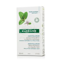 KLORANE - ANTI-POLLUTION Shampooing Detox a la Menthe Aquatique - 200ml