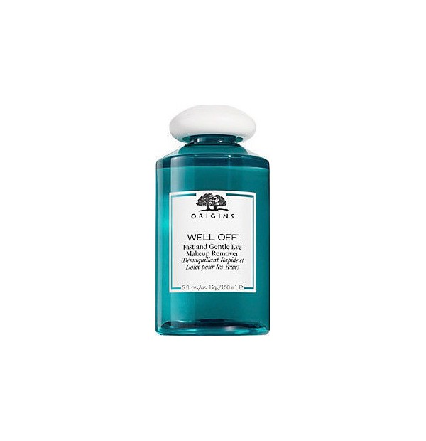 Origins Well Off Fast And Gentle Eye Makeup Remover Ήπιο Ντεμακιγιάζ Ματιών, Αφαιρεί Όλα τα Υπολείμματα με μια Κίνηση, 150ml