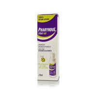 PHARYNDOL SPRAY KIDS 20ML