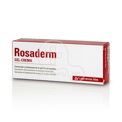 MEDIMAR - ROSADERM Gel Cream - 30ml