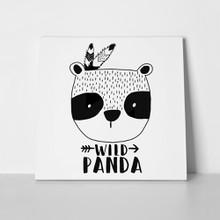 Panda illustration funny 585645869 a