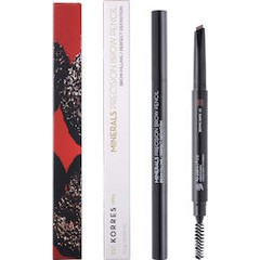 Korres Minerals Precision Brow Pencil 01 Σκούρη Απόχρωση 0,2g