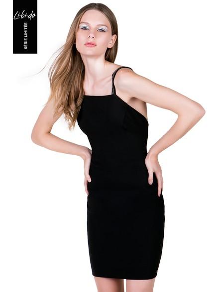 0ea5c0a604d Libido: Εφαρμοστό φόρεμα με λεπτομέρεια στους ώμους