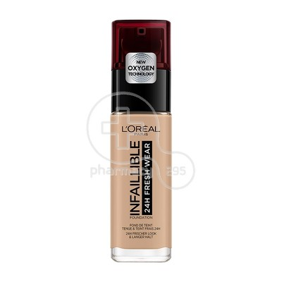 L'OREAL PARIS - INFALLIBLE 24h Fresh Wear Foundation No235 (Honey) - 30ml
