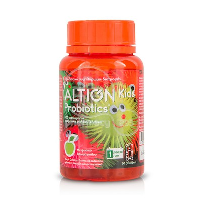 ALTION - KIDS Probiotics - 60jellies