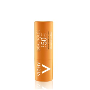 Vichy ideal soleil stick zones sensibles spf50  9g