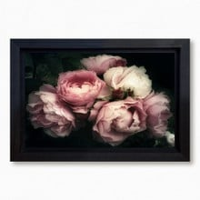 Beautiful bouquet pink rose flowers 302 52  65x40